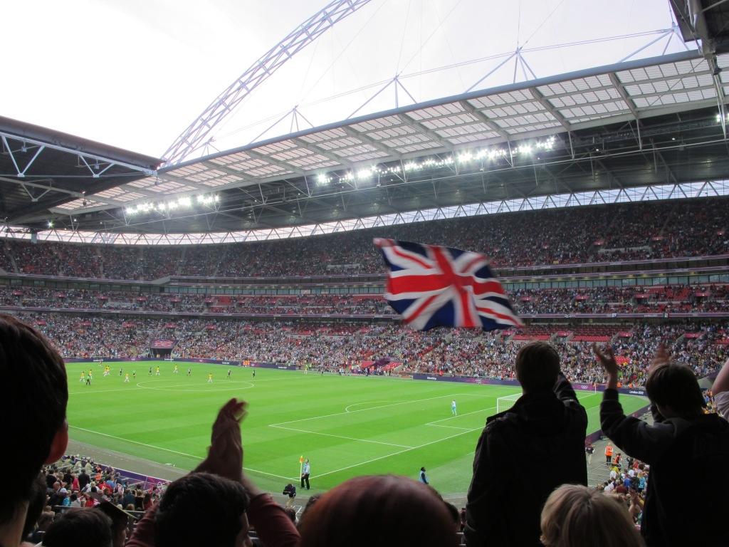 Wembley Stadium, UK (Photo: Stadiafile)