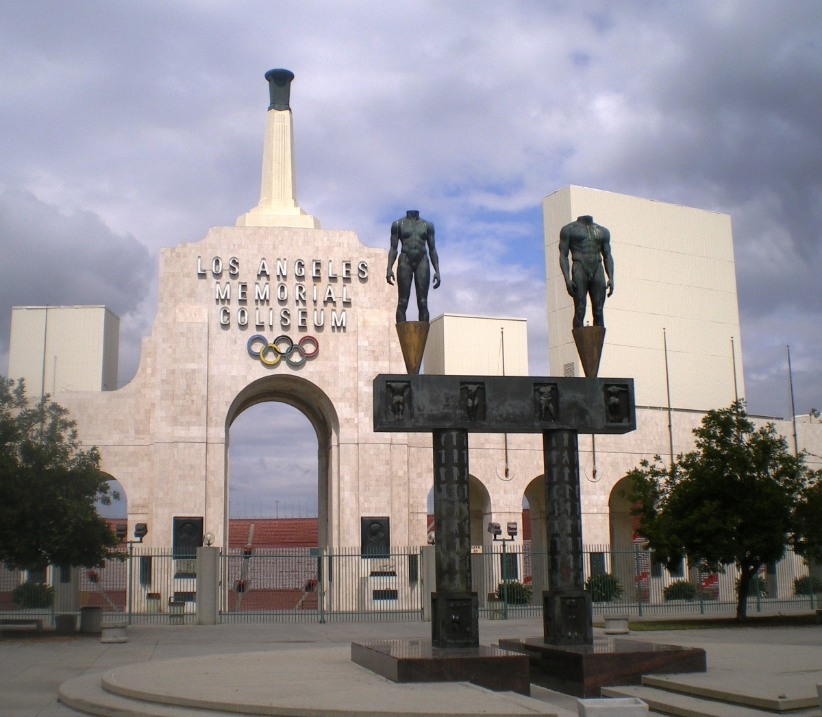 1. LOS ANGELES MEMORIAL COLISEUM
