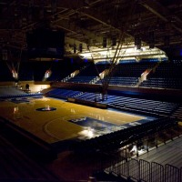 CAMERON INDOOR STADIUM (HOME OF THE CRAZIES)