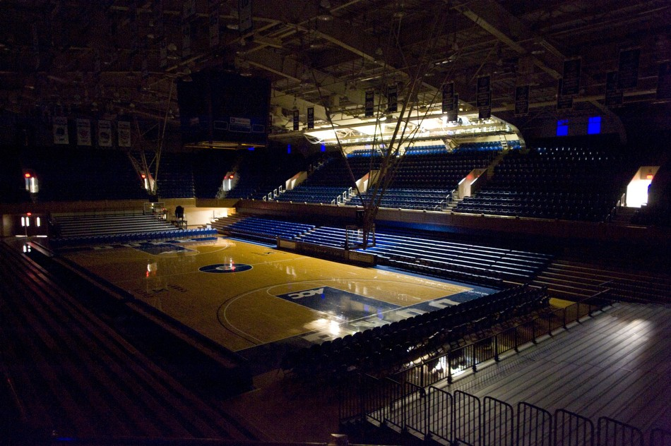 Cameron Indoor sleeps, via Adam Gerik EYE