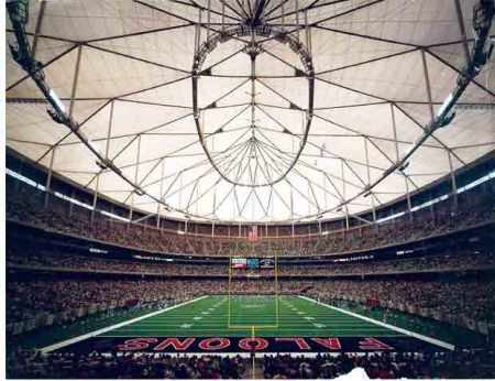 The Georgia Dome via New Klages