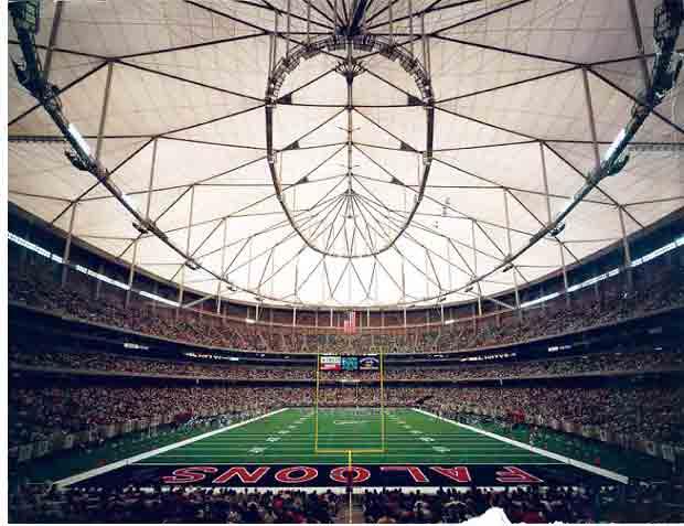 The Georgia Dome via New Klages