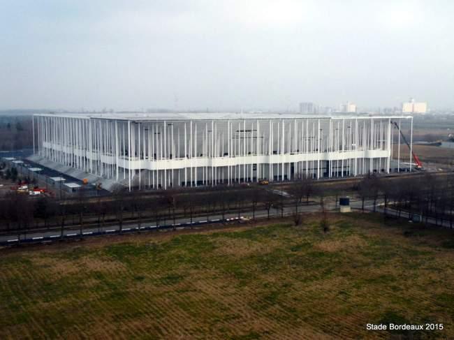 Grande Stade Bordeaux (Photo: Skyscraper City)