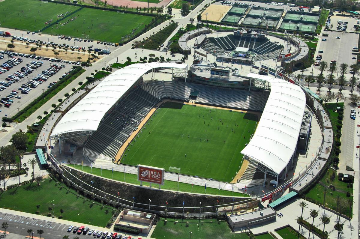 Stubhub Center Carson Ca Home To La Galaxy Stadiafile