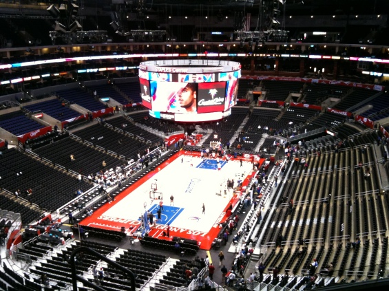 Staples Center (Photo: Wikimedia User Gateman 1997)