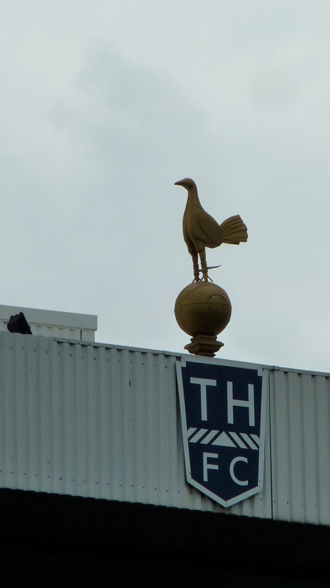 #TBT White Hart Lane (2010)